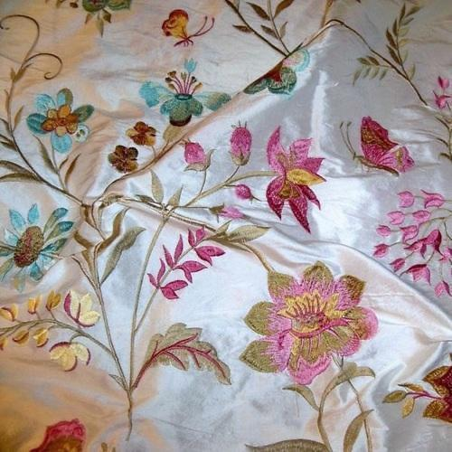 Indian Silk: Choose Quality Fabrics